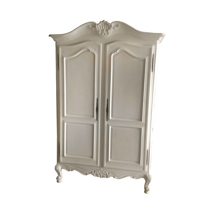 French Style Shabby Chic Wardrobe
