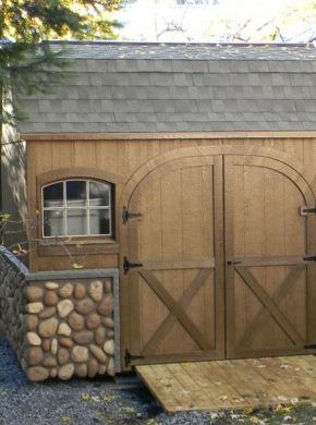 Lovely Garden Shed Design