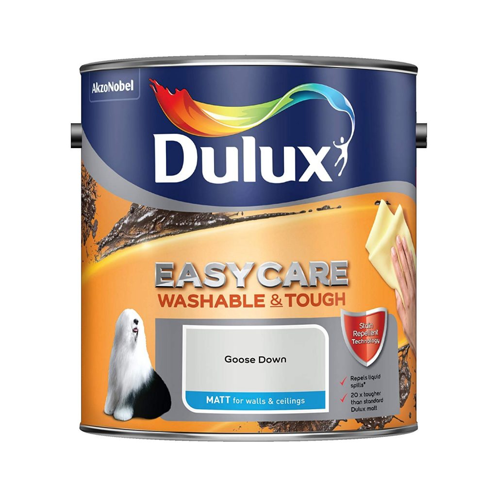 Dulux Goose Down Paint Matt