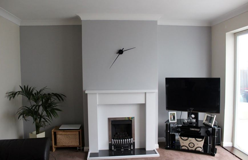 Chic Shadow Dulux Paint