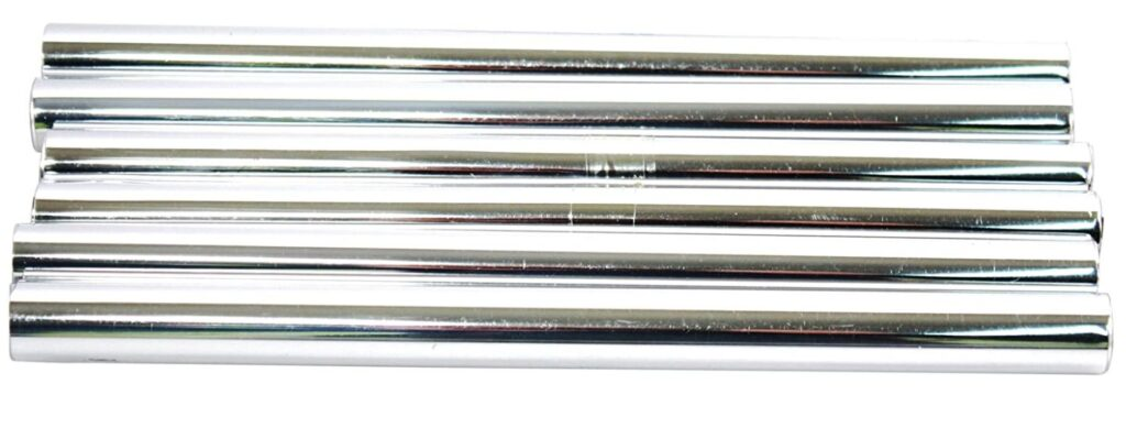 chrome radsnap radiator pipe sleeves and covers