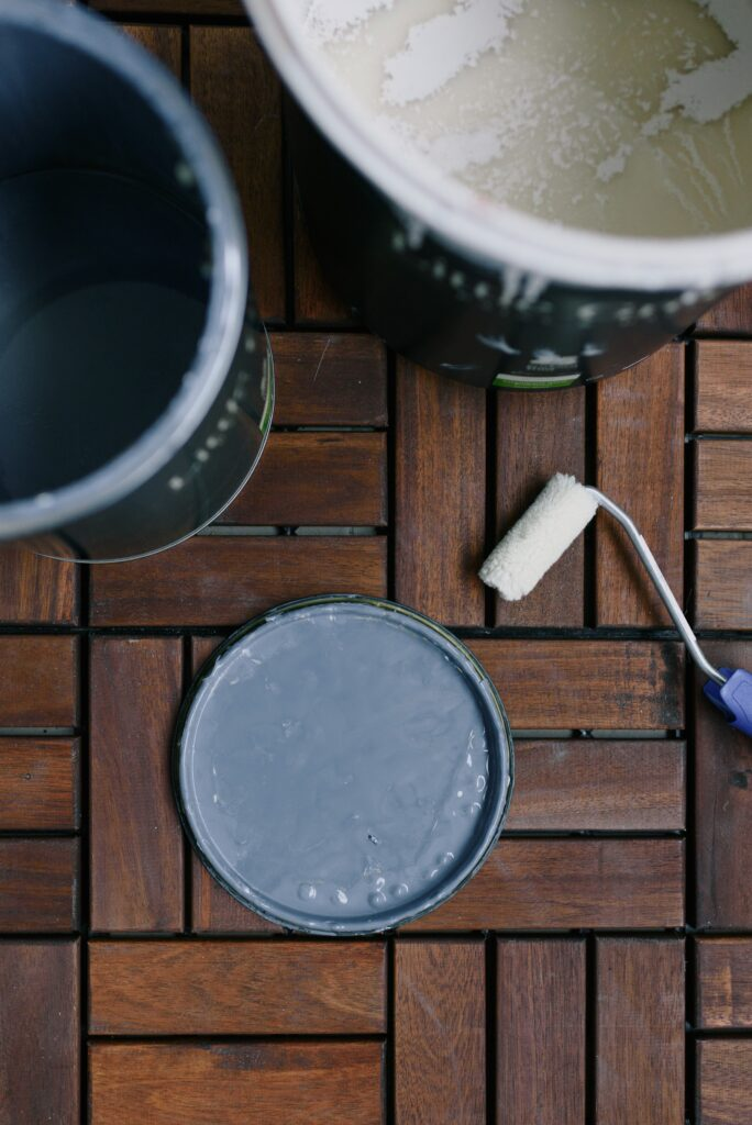Types Of Paint Oil Paint, Matt Paint, Silk Paint